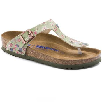 Birkenstock Gizeh Soft Footbed Meadow Flowers